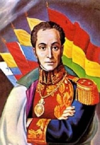 El fracaso del Congreso Anfictiónico y las críticas a Bolivar