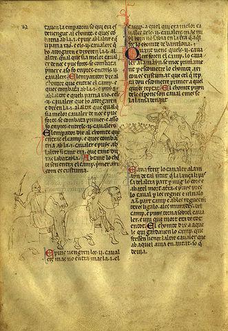 Llibre del rei en Pere o Crònica de Bernat Desclot