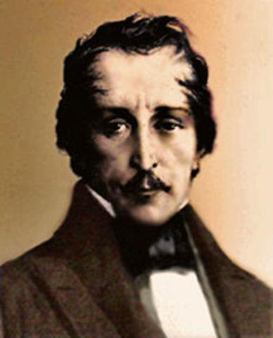 El primer presidente de la Nueva Granada Santander