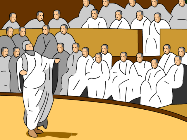 10.2: Rome: MODERN DAY EVENT: The Republic