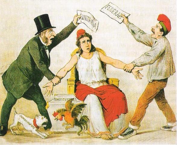 Movimiento federalista
