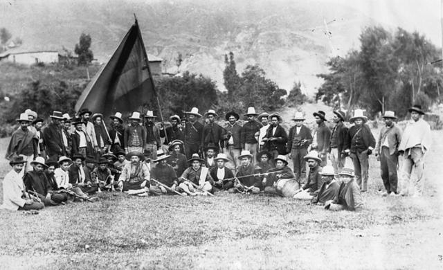 La guerra de los mil dias y el fin del siglo XIX
