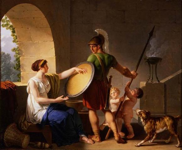 Ch. 9.2 Ancient Greece, Sparta Begins