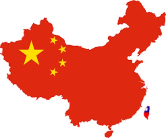Ch. 6 M.E China Today
