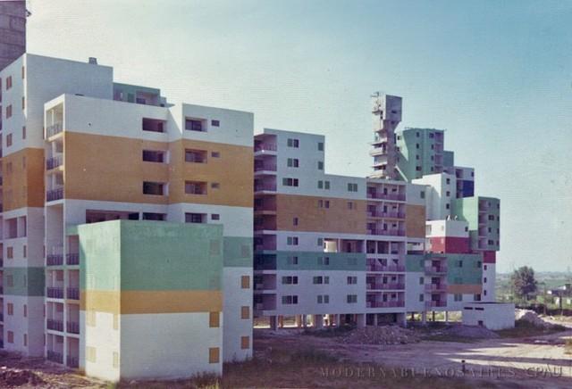 Conjunto Habitacional Villa Soldati - Buenos Aires