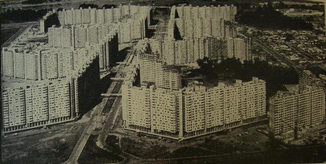 Conjunto Habitacional Lugano I y II - Buenos Aires