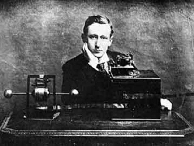 Wireless Telegraphy or Radio System