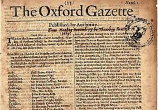 The Oxford Gazette