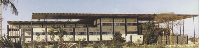 Hospital San Vicente de Paul - Orán - Salta