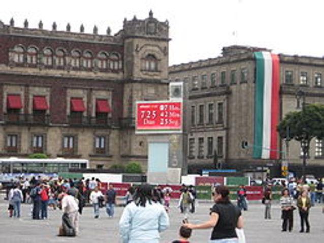 Bicentenario y Centenario Méxicano