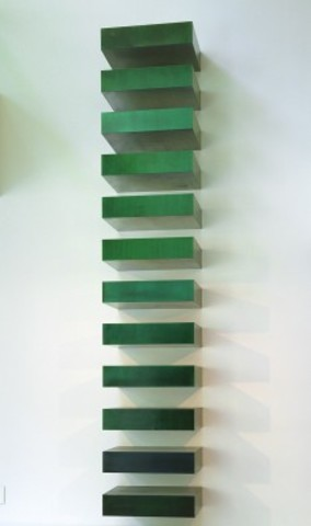 Donald Judd 'Untitled (Stack)'