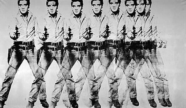 First Warhol retrospective at the ICA, London