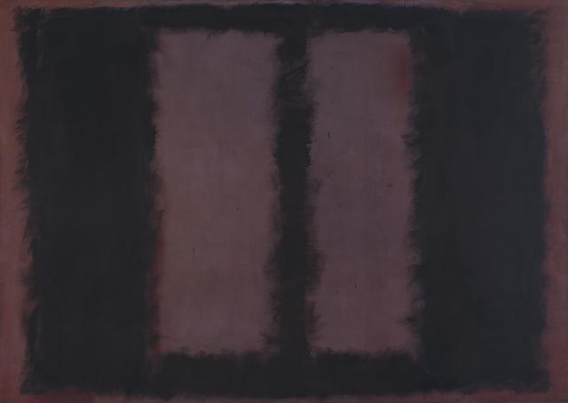 Rothko creates Seagram Murals