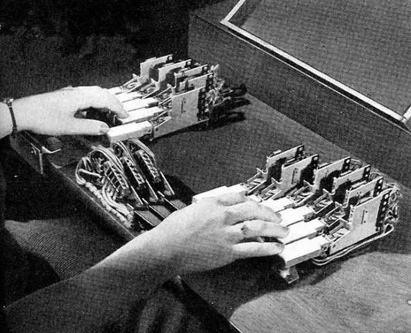 First Speech Synthesizer