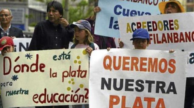 Ecuador Financial Crisis