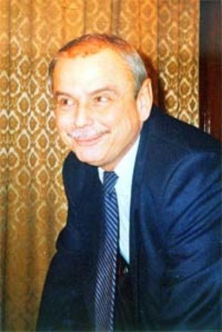 Füzessy Tibor mosolya