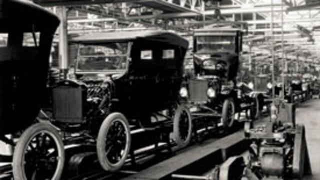 II Revolución Industrial