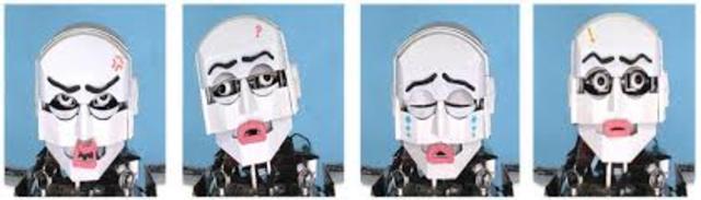 Kobian robot expressif