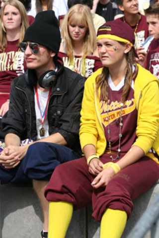 hip-hop day: maroon and gold remix