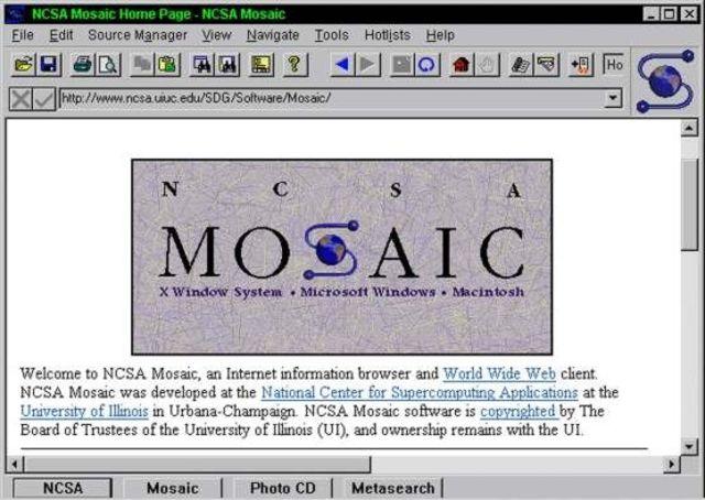 NCSA's Mosaic™