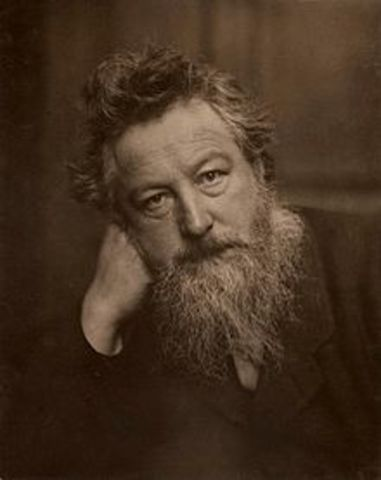Nacimiento William Morris