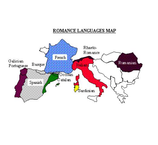 Aparició oral de les llengües romàniques