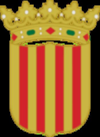 Unió Catalunya amb Aragó.