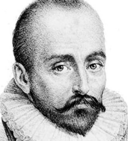 Michel Eyquem de Montaigne (Pedagogía humanista)