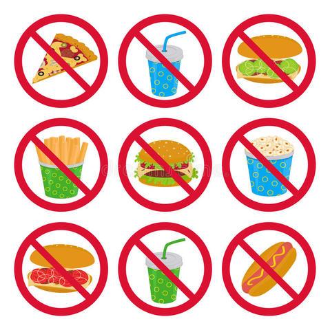 Reduce Sodium Intake!