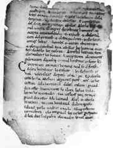 """Traducció del """"Forum Iudicum"""" (1150)"""