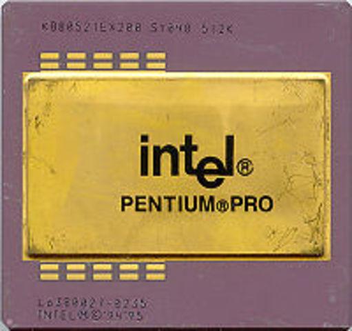 32-битный процессор: микроархитектура P6/Pentium M
