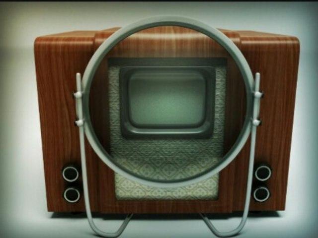 Первый телевизионный приемник
