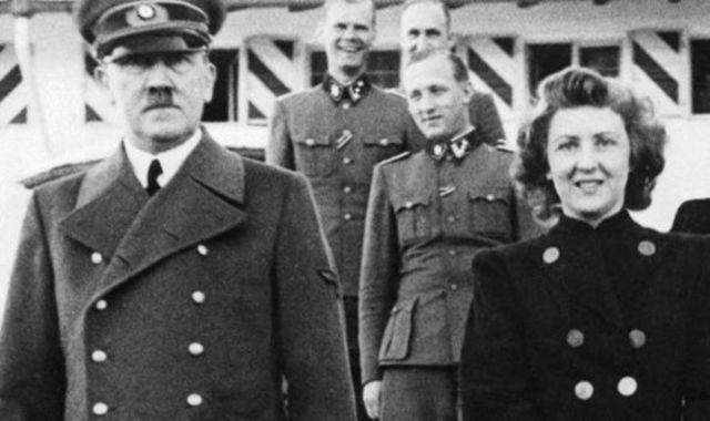 Adolf Hitler Dies