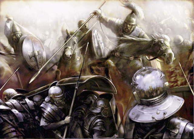 476 AD FALL OF WESTERN ROMAN EMPIRE