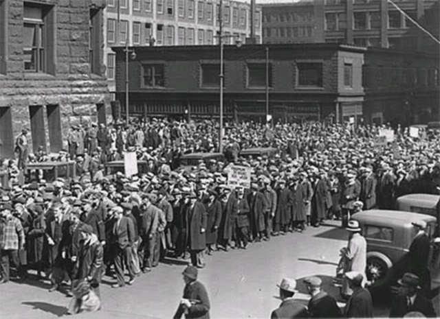 Great Depression 1929-1936