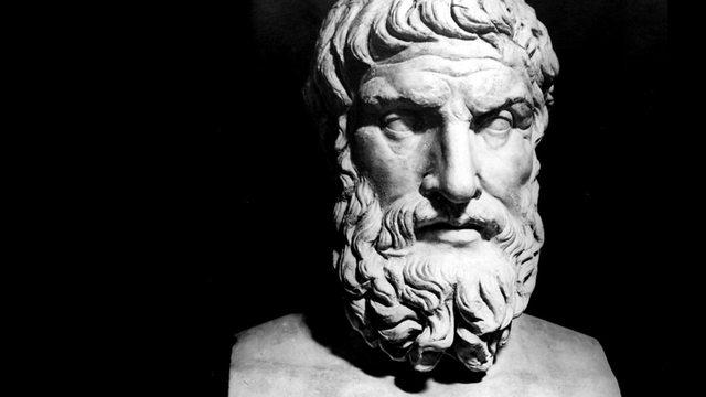 Epicurus Born in Samos