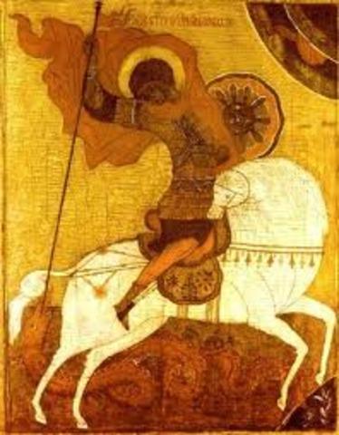 Mor Jordi de Sant Jordi