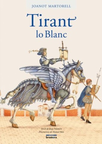 Es publica Tirant lo Blanc