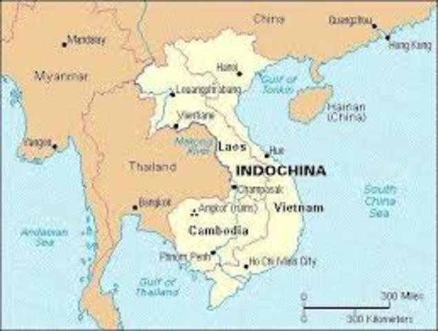 Japan & French Indochina