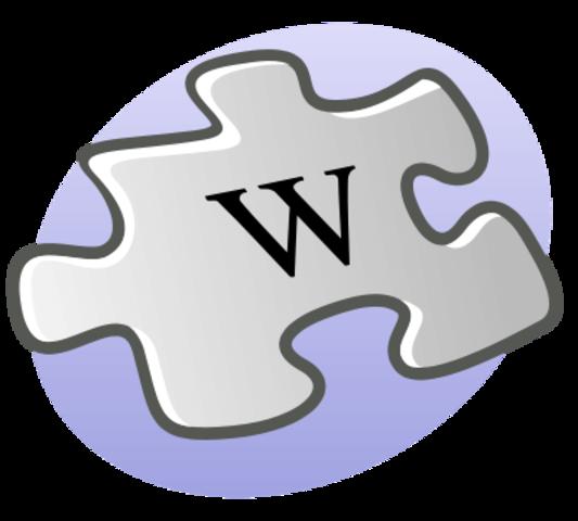 Wikipedia is born