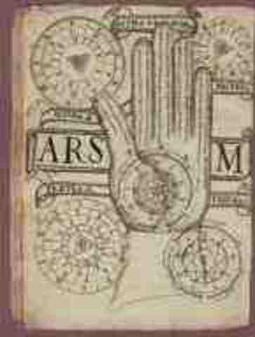 Llibre de contemplació en Déu, Ramón Llull.