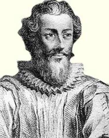 Франсуа Виет (1540 — 13.02.1603)