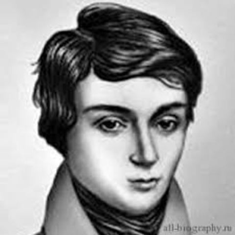 Эварист Галуа (26.10.1811 – 30.05.1832)