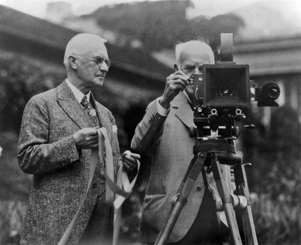 Invention of film as a mass medium. The first film company is Kodak founded by George Eastman and Henry A. Strong.