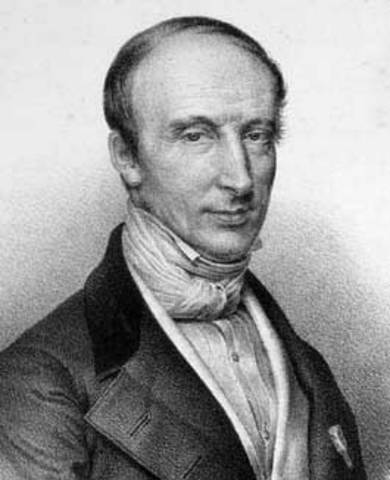 Огюстен Луи Коши (21.08.1789 — 23.05.1857)