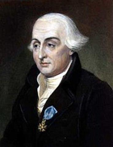 Жозеф Луи Лагранж (25.01.1736 — 10.04.1813)