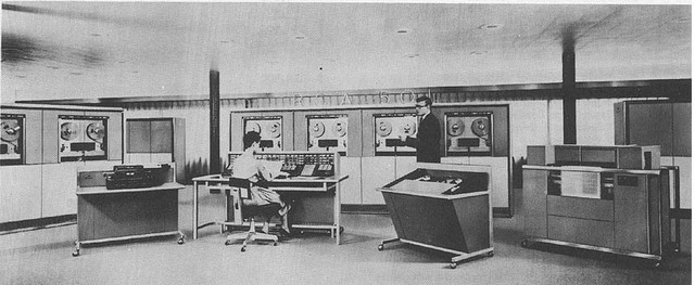 Introduction of electronic scanning.