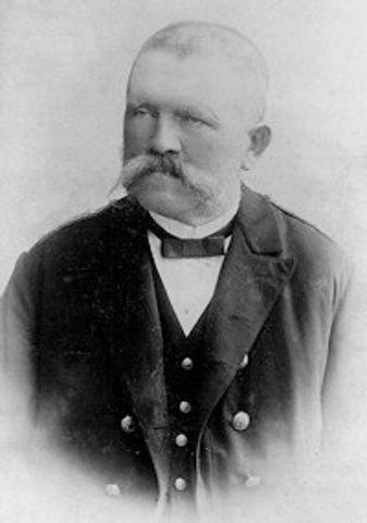 Adolf Hitler's father, Alois, Dies