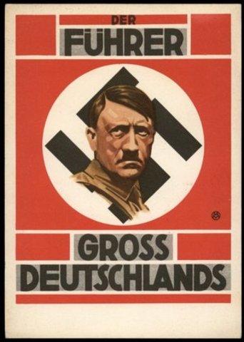Hitler becomes Führer of Germany
