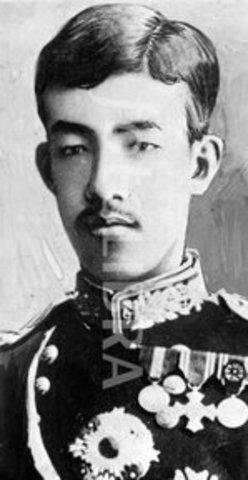 Emperor Meiji was born